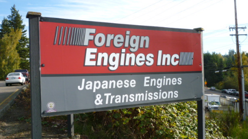 Foreign Engines - About Us